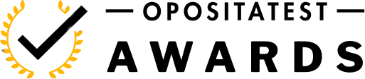 Logo Opositatest Awards